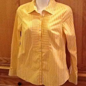 Charter Club women's Blouse size 4P